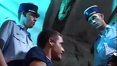 English Lad Double Fucked By Police