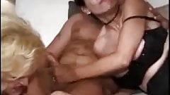 Nasty Granny Sluts Sucking Dick  and   Getting Fucked