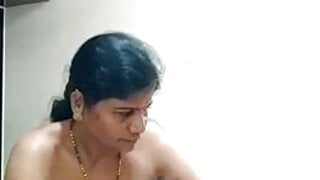 Indian Aunty Ready For Sex
