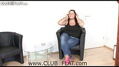 CLUBXFLAT- Money horny slut towed