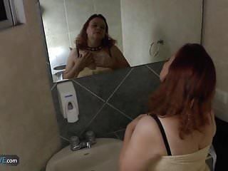 Gay senior video Agedlove big boobed senior gloria hardcore