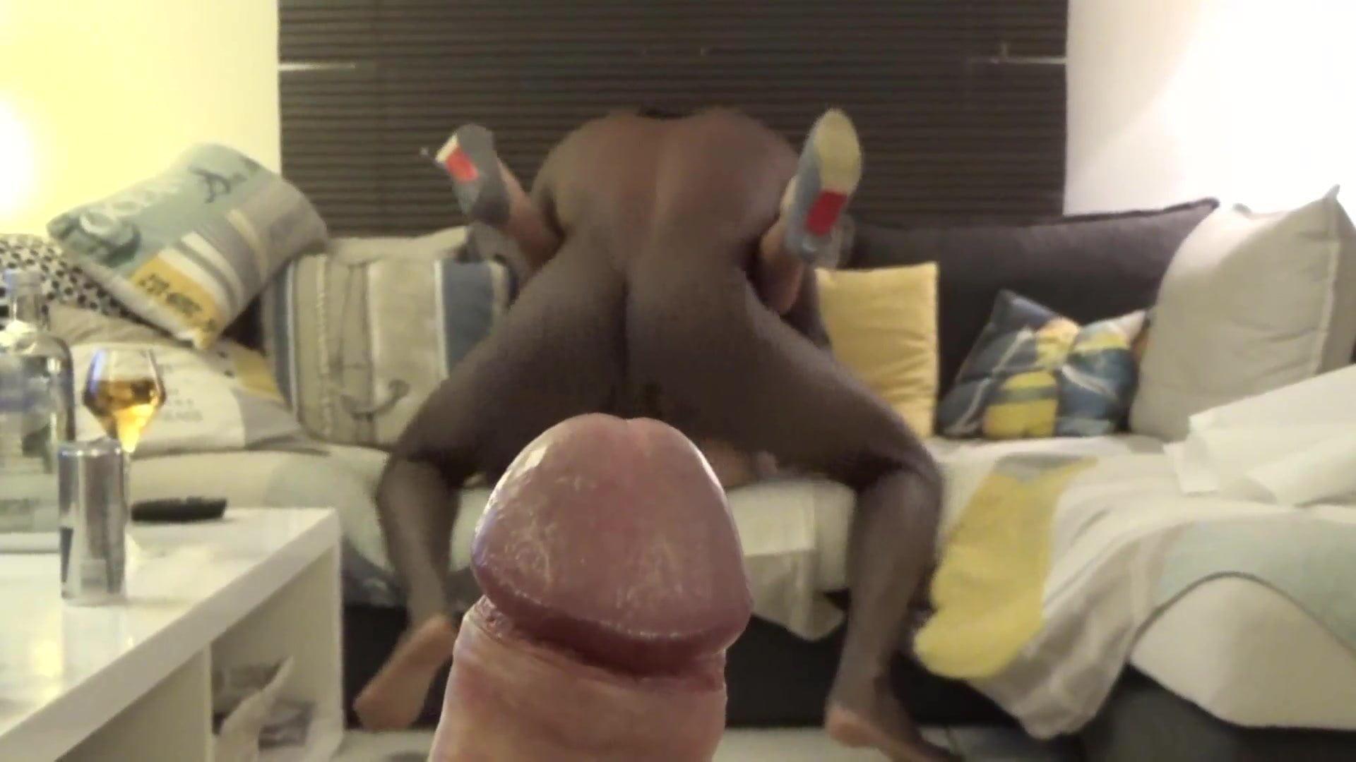 Негр трахают муж снимает на камеру порно