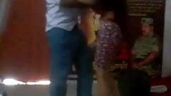Jaffna tamil girl with her boyfriend