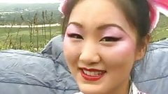 WMAF Evelyn Lin dirty talk fucking white cocks compilation 3