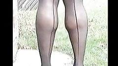Outdoor Seam Stockings