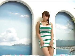 Pamela green lingerie Hot asian girl in green lingerie