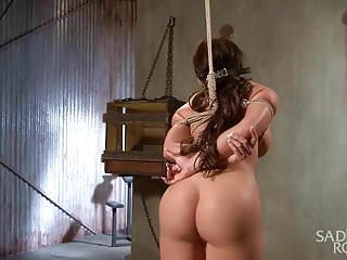 My 1st time sex techer Alexa pierces 1st time tied