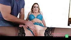 deutscher hardcore sex mit blonde milf