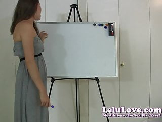 Orgasm denial stroyboard Lelu love-30 day orgasm denial schedule