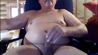 old fat man