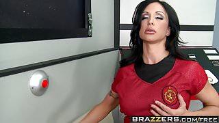 Brazzers - Big Tits In Uniform - 2069 A Space O-Titty scene