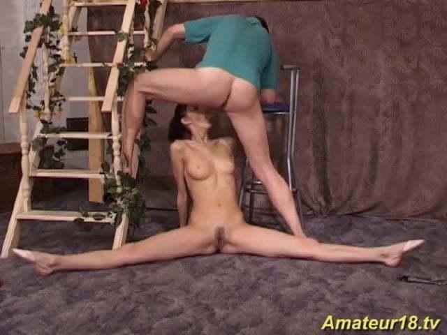 Young Skinny Amateur Webcam