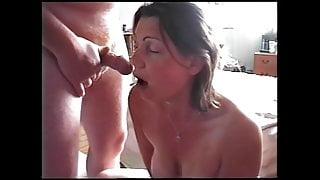 The Taste Of Spunk Makes Me Cum