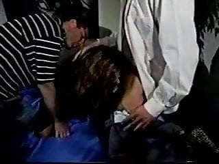 90s celeste cumshot - Celeste threesome with peter north and woody long