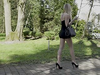 High heel escorts Angie lee, high heels louboutin hooker