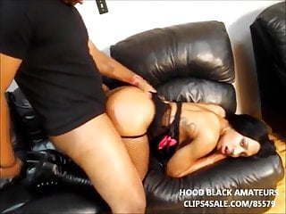 Black pornstar girls - Black pornstar bianca moore gets fucked hard by steve dash