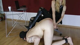 Hot mistress cbt 8