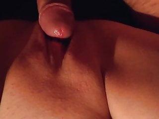 Shemale cock rubbing Small cock rubbing clit