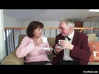 Hairy grandpa sex Grandma and grandpa
