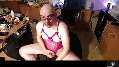 Skype with a girl