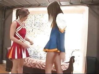 Cheerleader fucking lesbian - Teen cheerleaders