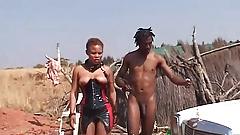 Szorstka lekcja afrykańskiego fetyszu