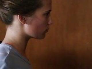 Beloved nude video - Alicia vikander - beloved