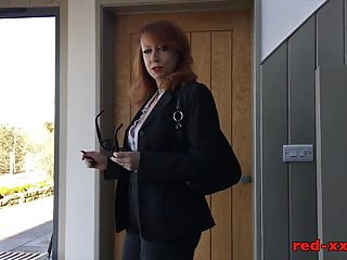 Xxx free photos chubby women red heads - British mature red will do anything to sell this house