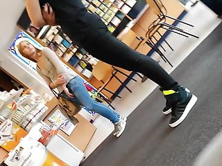 Tom thumb pharmacy 2557 gainesville Gorgeous teen at pharmacy part 2