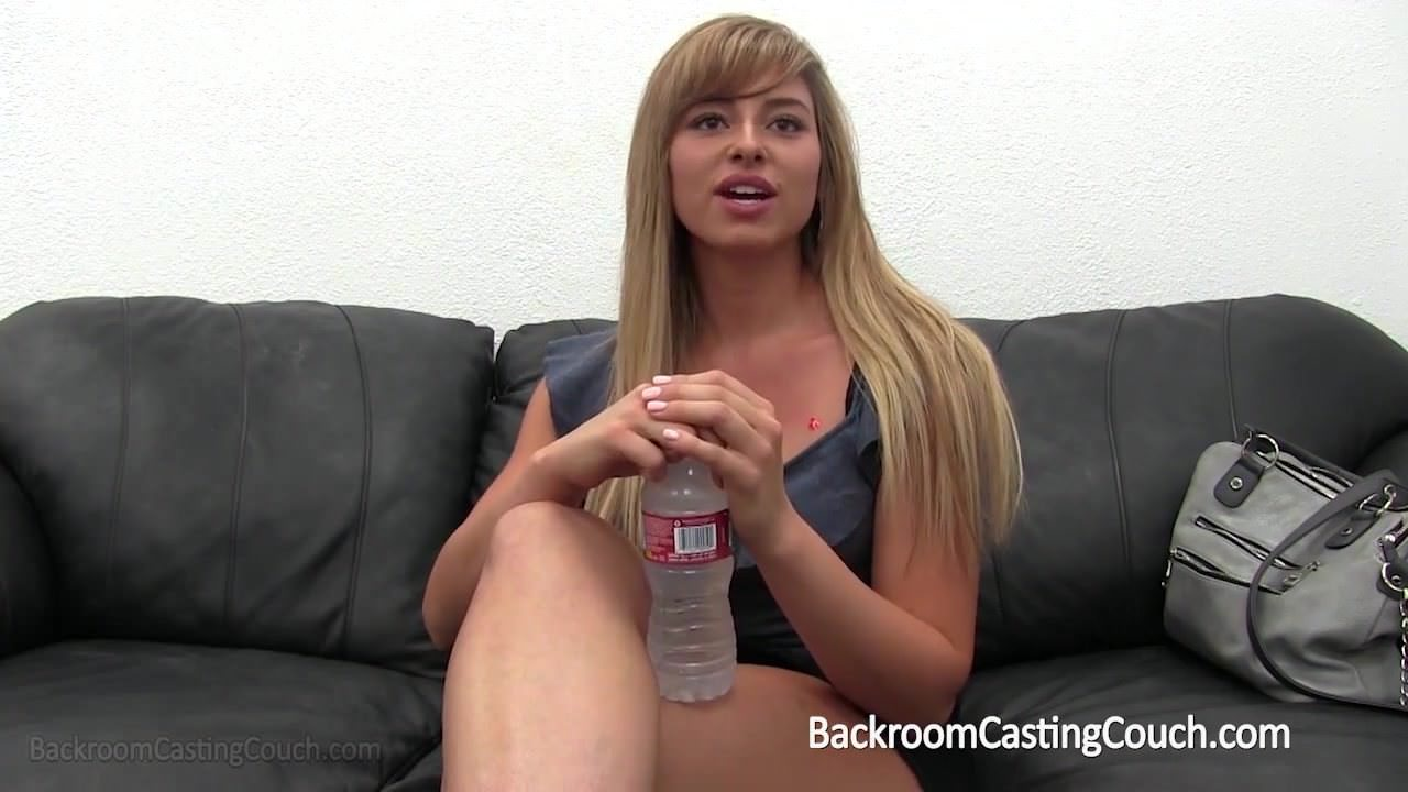 Casting Couch Ebony Anal