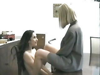 Jennifer knapp lesbian Jennifer avalon and jewel in the break room pt 1