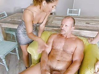 Of a naked man - Realitylovers - clothed females naked man