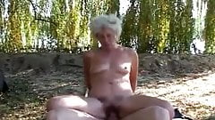 Grey Haired Granny