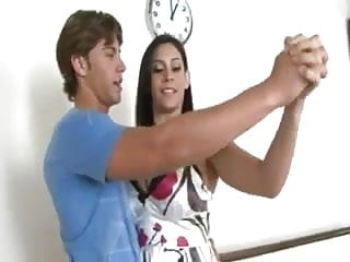 Dance lessons adult austin Young lucky guy gets dance lesson
