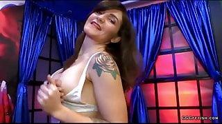 Anal banging and gangbang with Adreena Winters