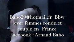 Bbw chubby French Facebook : Arnaud Babo - Femme ronde