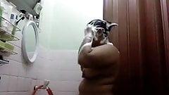 Malaysia GF... Shower time
