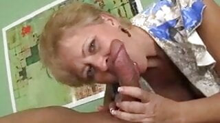 Clitorissa's simple tribute to all cock-sucking grannies