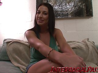 Super sized cock Raquel gets a super sized cock in her teen snatch