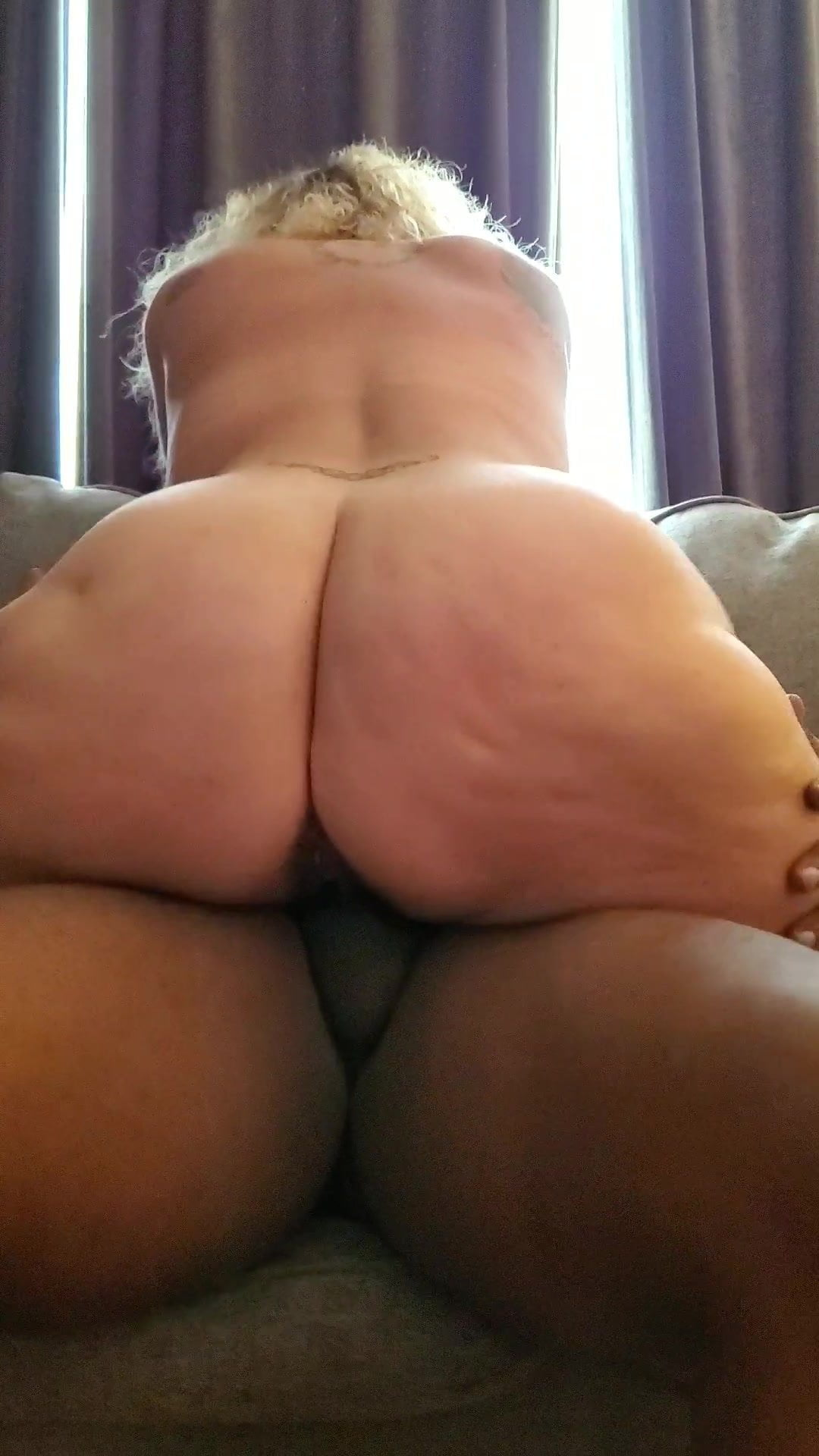 Mature Wife Riding Creampie