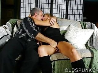 Better when you re naked - Super sexy old spunker loves it when you cum in her mouth