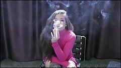 Rauchender Fetisch