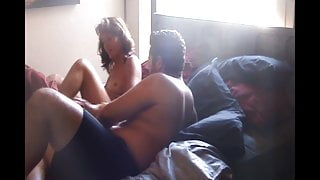 vocal wife getting fucked while i am work