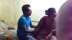 Desi Bangla shy girl, boobies sucked and pussy fucked