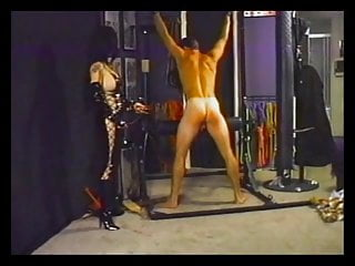 Women own male sex slaves Mistress roughing up her males sex slave