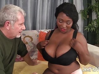 Big ebony gay cock Ebony plumper marie leone taking a fat cock