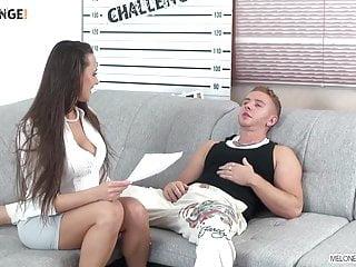 2 adult bad boy gay interview star video - Bad boy fails miserably with pornstar mea melone