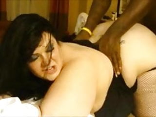 Morphed dick Fat booty white girl gets interracial dick down