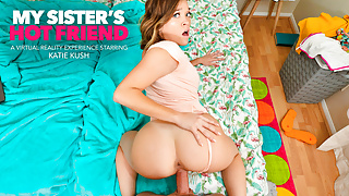 Naughty America - Katie Kush's friend's brother stops by