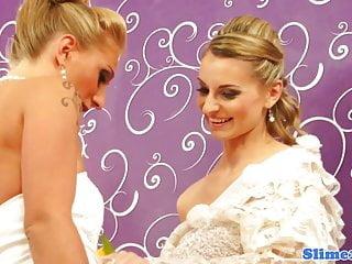 Korean milf bukkakke - Lesbian gloryhole brides bukkakke covered
